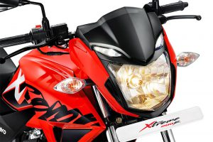 Hero Xtreme 200R headlight